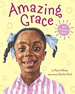 Book Cover: Amazing Grace
