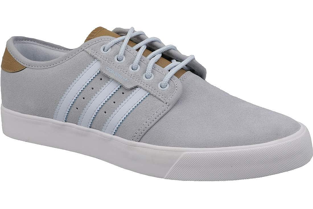 online store 944a4 29594 Adidas Seeley, Scarpe Scarpe Scarpe da Skateboard Uomo B07NJKB5HP 44 EU  MultiColoreeee (MultiColoreee 000