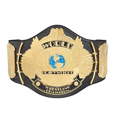 WWE Replica Winged Eagle Championship Title Belt by Official WWEShop Authentic (Wwe Eagle Belt compare prices)