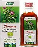 Salus Organic Artichoke Fresh Plant Juice 200ml (1 Unit)