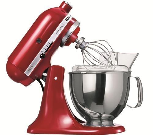 Kitchenaid Artisan 5KSM150PSEER Robot da Cucina, Rosso Imperiale ...