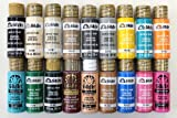 Folkart Acrylic Paints Review and Comparison