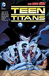 Teen Titans Vol. 3: Death of the Family (The New 52)
