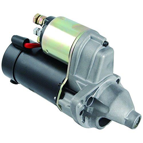 Parts Player New Starter Fits SATURN SL SC SW 1.9 Liter 95 96 97 98 99 00 01 02 SATRUN (Saturn Parts)