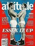Mark Wright & Kirk Norcross (The Only Way Is Essex) l Sylvain Longchambon l Sir Ian McKellan l Lady Gaga - March, 2011 Attitude [U.K.]