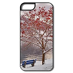 Bench By Lake Pop Plastic Case For IPhone 5/5S lifeproofase for iphone case iphone
