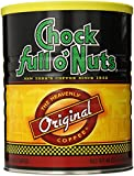 Chock Full O Nuts Ground Coffee, Original Blend, 48 Ounce
