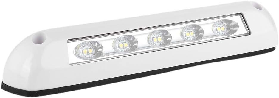 RV LED lumi/ère 12V//24V RV LED lumi/ère universelle 8W /étanche auvent porche lampe Bar camping-car /éclairage ext/érieur