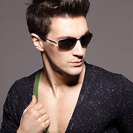 nueva gafas de sol, los hombres marea polarizador, gafas de ...