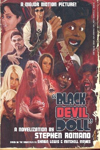Buy black devil doll from hell