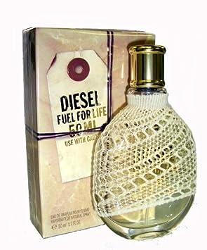 DIESEL FUEL FOR LIFE by Diesel Perfume for Women EAU DE PARFUM SPRAY 1.7 OZ