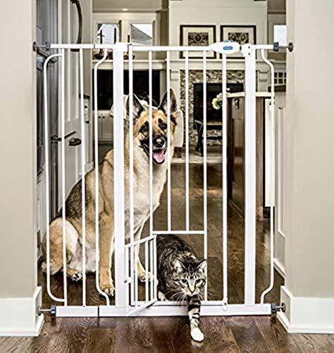 Extra Tall Pet GateSmall Door