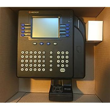 Amazon com : KRONOS SYSTEM 4500 TIME CLOCK P/N 8602004-001