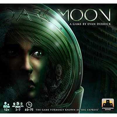 Dark Moon Board Game: Toys & Games
