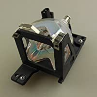 Replacement Projector Lamp ELPLP25 / V13H010L25 for EPSON PowerLite S1 / EMP-S1 / V11H128020 Projectors