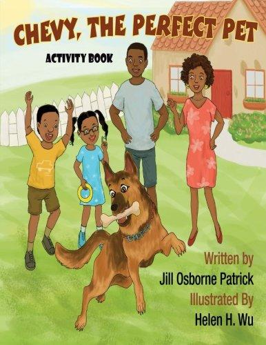Chevy, The Perfect Pet (Activity Book) pdf epub