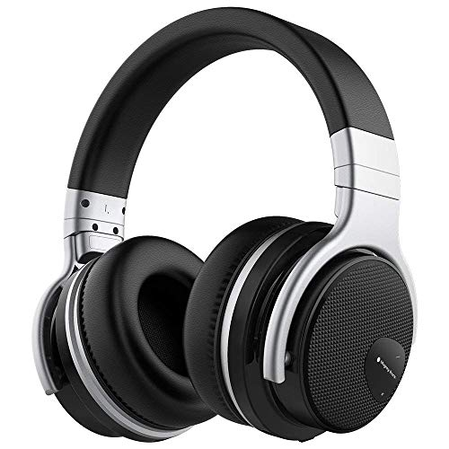 meidong E7 Active Noise Cancelling Bluetooth Headphones Over Ear with Microphone Hi-Fi Deep Bass Comfortable Protein…