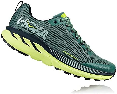 Hoka One - Zapatillas de Running para Hombre Verde Verde, Color ...