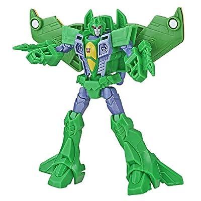 Transformers E2801 Cyberverse Warrior Class Acid Storm Action Figures: Toys & Games