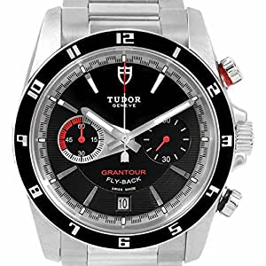 Tudor Grantour automatic-self-wind mens Watch 20550N (Certified Pre-owned)