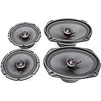 2007-2007 Nissan Armada Elite Series Complete Vehicle Speaker Package Upgrade by Skar Audio