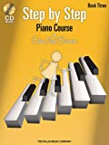 Step by Step Piano Course - Book 3 with CD, Edna Mae Burnam, 1423436075