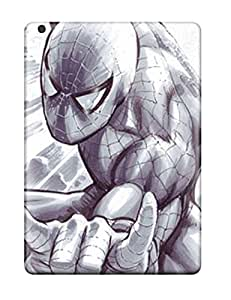 High Quality Shock Absorbing Case For Ipad Air-spiderman