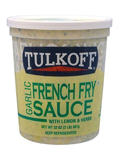 Tulkoff Babes Garlic Sauce, 32 Fluid Ounce -- 6 per case. by Tulkoff