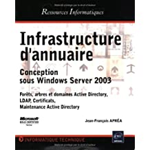Infrastructure d'annuaire