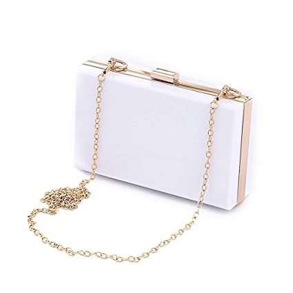 KINTRADE Ladies Night Boda Acrílico Bolso Tote Clutch Bag ...