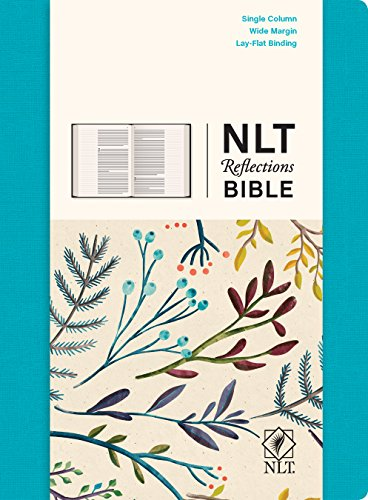 Nlt Reflections Bible Hardcover