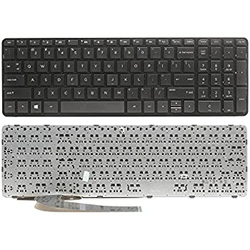 US Laptop Keyboard Keypads For HP Pavilion 15-ba049ca 15-ba051wm 15-ba052wm new