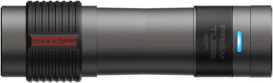 Sena PT10-10 - Prism Tube WiFi cámara de acción para Casco de Moto, 26 mm de diámetro
