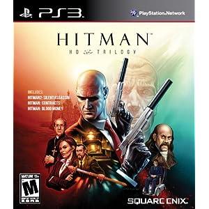 Hitman Trilogy HD - Playstation 3