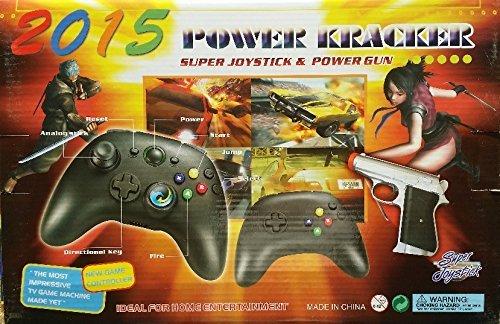Power Player Kracker 2015 Super Joystick Plug and Play ...