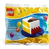 LEGO Creator Birthday Cake 80th Anniversary Limited Edition Set 40048 Bagged
