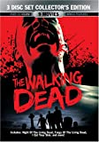 The Walking Dead, 9 Movies: The Night Evelyn Came out of the Grave / The House by the Cemetery / Fangs of the Living Dead / I Eat Your Skin / The Last Man on Earth / King of the Zombies / Thirsty Dead / Messiah of Evil / Making of Night of the living dead