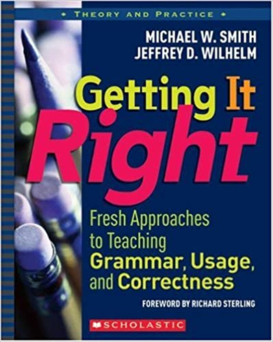 Workbook diagramming worksheets : Amazon.com: Getting It Right: Fresh Approaches to Teaching Grammar ...