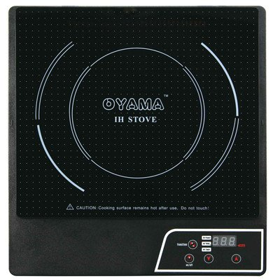 Oyama IH Portable Induction Cook Top from Oyama