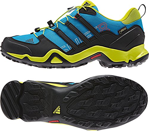 adidas Performance - Terrex Swift R GTX, Scarpe da Trekking da Uomo - SOLBLU/CBLACK/SESOYE