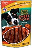 Cheap Carolina Prime Pet 45051 Peanut Butter Coated Sweet Tater Fries Treat For Dogs ( 1 Pouch), One Size