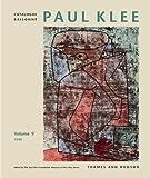 Paul Klee Catalog Raisonne, Paul Klee Foundation, 0500092877