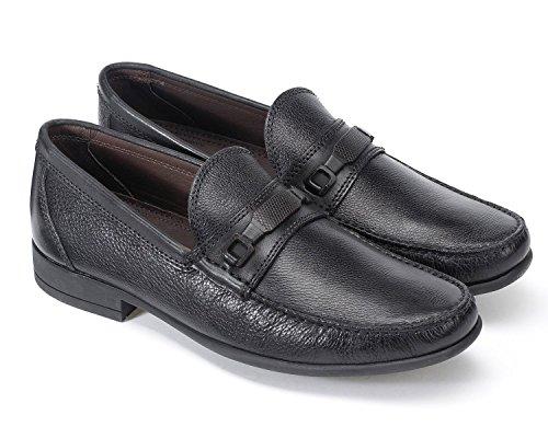 Noir Lins Pour Anatomique Loafers Homme Anatomic qXwUS1xx