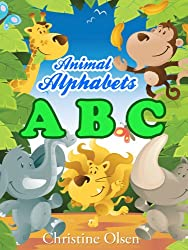Animal Alphabet - ABC for Nursery Boys and Girls (English Edition)
