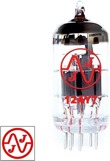 JJ 12AY7 6072A Gain Tested Vacuum Tube Brand New
