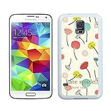 Most Popular Custom Samsung S5 Case Kate Spade New York Hard Plastic Phone Case For Samsung Galaxy S5 I9600 G900a G900v G900p G900t G900w Cover Case 61 White