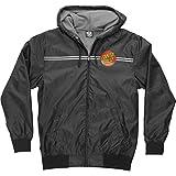 Product review for Santa Cruz Mens Dot Hooded Windbreaker Jacket