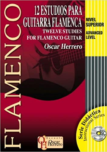 Guitar ebook flamenco