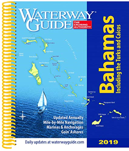 Waterway Guide the Bahamas 2019