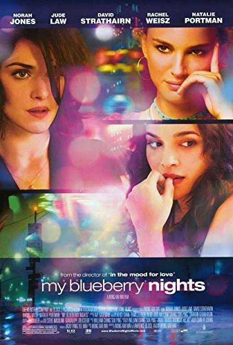 Resultado de imagem para my blueberry nights poster